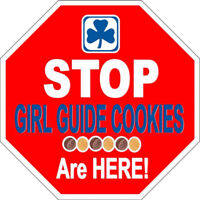 Spring Girl Guide Cookies are back!