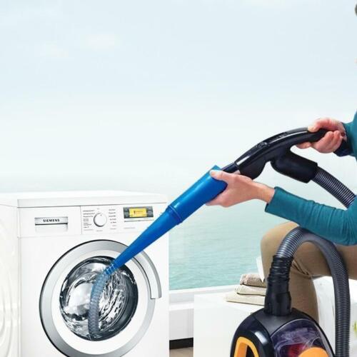 Dryer Vent Cleaner Kit Vacuum Hose Attachment Brush Lint Remover  Bulb Head