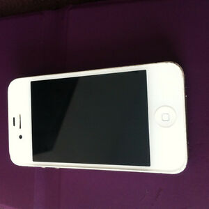 iPhone  / White / Unlocked / Works great