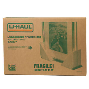 Moving Boxes & Furniture Covers (Cheaper Than Uhaul)
