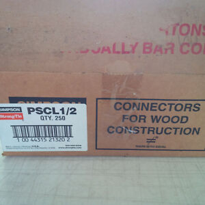 """Simpson Strong tie PSCL 1/2"""" Plywood Sheathing Clips Kawartha Lakes Peterborough Area image 4"""