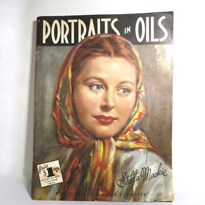 Lot 5 How to Paint Books Walter Foster #15, 52,63,66, 67 Portrai Kitchener / Waterloo Kitchener Area image 3