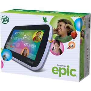 Wanting to find a leapfrog epic tablet