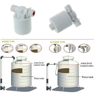 1PC Automatic Water Level Control Valve Tower Tank Floating Ball Valve