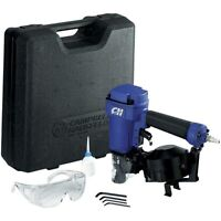 CAMPBELL HAUSFELD Coiled Roofing Nailer Kit with Carrying Case