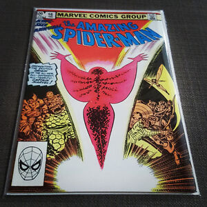 THE AMAZING SPIDER-MAN Annual no.16