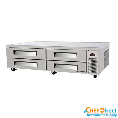 Turbo Air Tcbe-96sdr-n Super Deluxe 96 Four Drawer Chef Base