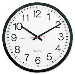12 Round Wall Clock