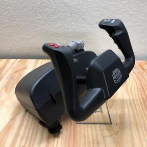Flight yoke CH prod. USB - guidon et controle simulateur de vol