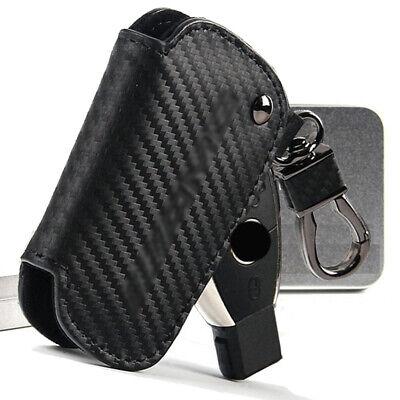 Autoschlüssel Hülle Leder für Mercedes-Benz W203 C216 W905 Hand nähen