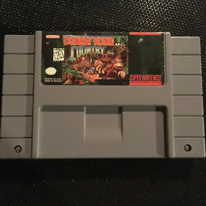 Donkey Kong Country for SNES