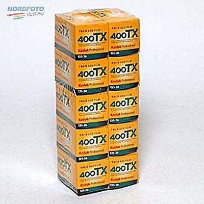 KODAK Tri-X 400 Schwarzweißfilm, 135-36, 10 Stück *Aktionspreis*