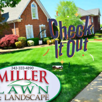 Miller's Property Maintenance Lawn Care company