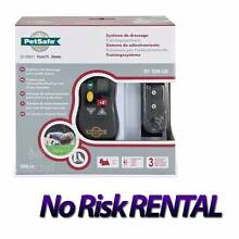 FOR RENTAL Remote Dog Training Collar - Rent - Try - Buy Perth Region Preview