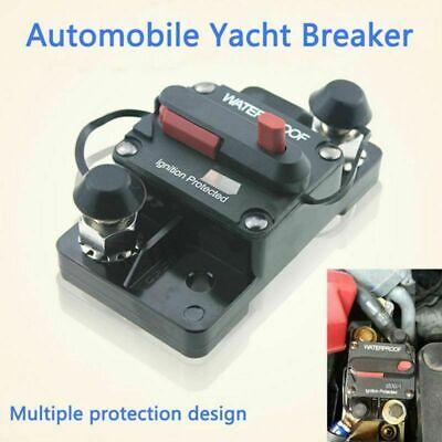 4050amp Circuit Breaker Dual Battery Ip67 Waterproof 12v 24v Fuse Manual New