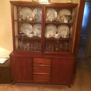China cabinet Windsor Region Ontario image 1