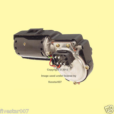 MEYLE Front Windshield Washer Wiper Motor nEw for Mercedes cars w/ Bosch system