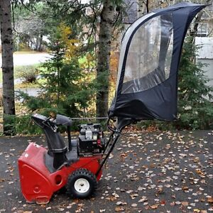 2006 Toro Electric Start Snowthrower Model 826 LE Self-Propelled