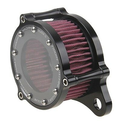 US Air Cleaner Intake Filter System Kit Fit Harley Sportster XL 883 1200 04-16