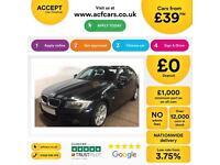 BMW 320 2.0TD 2010.5MY d M Sport FROM £39 PER WEEK!