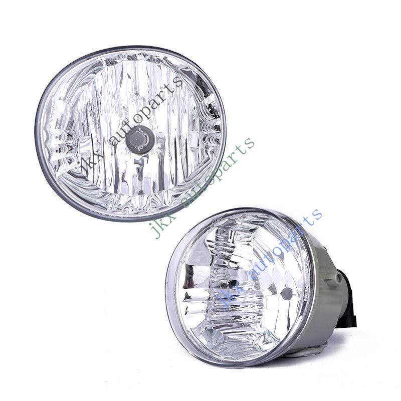 Oem Clear Lens Fog Lights Lamp Kit Switch U0026wiring J For