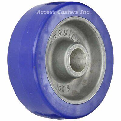 Ws38205 5 X 2 Bassick Honcho Polyurethane On Aluminum Wheel 1500 Lbs Capacity