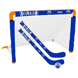 NEW: Franklin NHL Mini Hockey Set