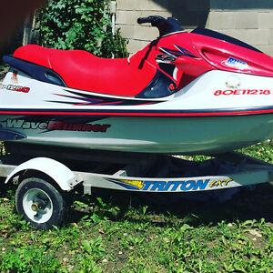 Wave runner Yamaha gp1200 for sled