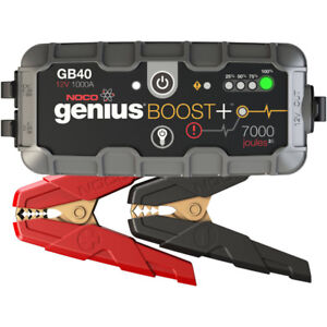 NOCO GB40 Battery Jump Starter