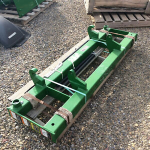 JOHN DEERE (FRONTIER) BALE SPEAR 2 ROUND/1 SQUARE GLOBAL
