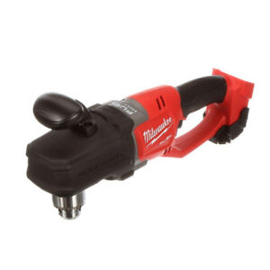 Milwaukee 1/2'' M18 FUEL HOLE HAWG Right Ang Drill BRAND NEW$199