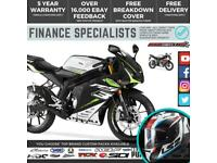 Rieju RS3 50 Fast 50cc Supersport Sports Bike Motorcycle FINANCE & Delivery