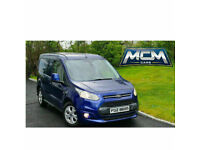 2017 FORD TRANSIT CONNECT LIMITED EDITION ONLY 11K MILES