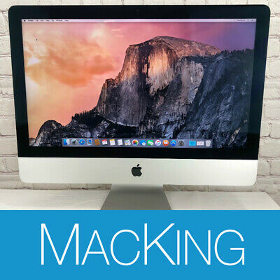 "Apple iMac A1418 21.5"" MD093LL/A 2.7GHz i5 Quad Core, 8GB RAM, 1TB, Magic Kb/mse"