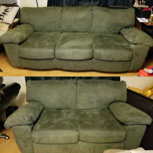 Set of 2 couches for sale