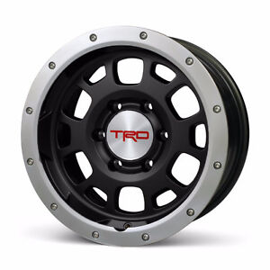 LOOKING FOR TACOMA TRD PRO RIMS