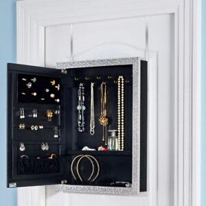 Brand new Door solution over the doormirror jewellery organizer