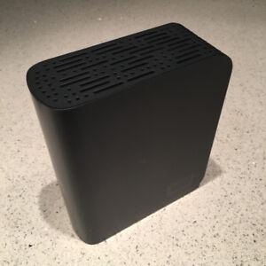 1TB WD MyBook External Drive USB/FireWire