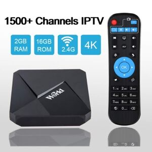 2019 International IPTV Receiver Box - Brand New