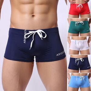 Shorts-De-Bano-Banador-Banador-m-2xl-Ropa-Interior-Boxer-Braguitas-HOMBRE