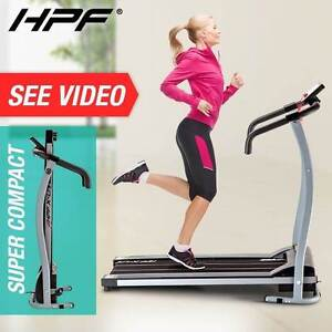 Electric Treadmill Exercise Machine Fitness Motorised  Gym New Sydney City Inner Sydney Preview