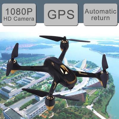 Hubsan H501S-S X4 FPV Drone 5.8G Brushless 1080P HD Camera GPS RTH BNF USA 2018