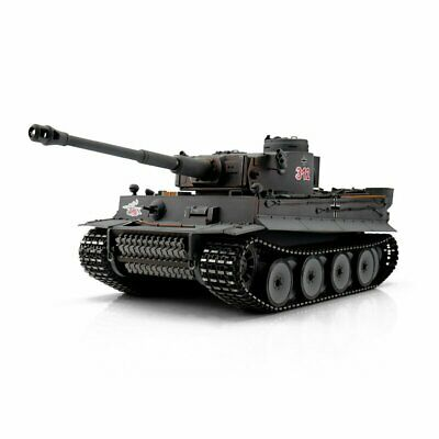 Torro 1/16 RC Tiger I Former Version Gray Ir for sale  Shipping to Ireland