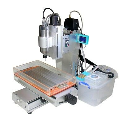 3 Axis 2200w Spindle 3040 Cnc Engraving Drilling Milling Machine Router Table