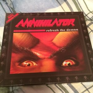 Annihilator - Refresh the Demon CD
