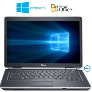 i7 - Dell Latitude laptop