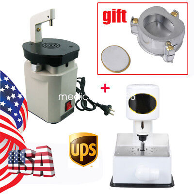 Us Ship Dental Grind Inner Model Arch Trimmer Laser Pindex Drill Pin System Gift