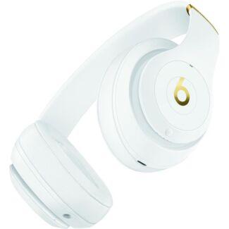 NEW Beats Studio 3 Wireless Over-Ear Headphones (White)