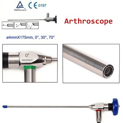 Endoscope 4x175mm Arthroscope Connector Fit Storz Wolf Stryker Ent Sinu Scope