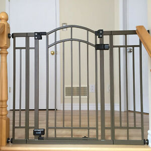 Summer Infant Deco Extra Tall Walk-Thru Security Gate